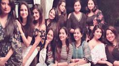 Sandalwood's golden girls live it up at Shilpa Ganesh's bash