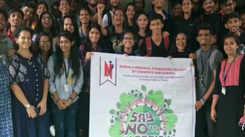 Mumbai collegians say no to plastic