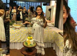 Mira Rajput's baby shower celebration