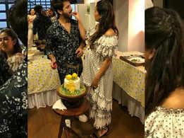 Photos: Mira Rajput's baby shower celebration