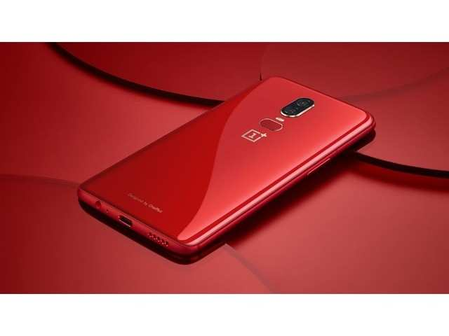 OnePlus 6 Red Edition to go on sale for the first time in India today, here's how you can get Rs 2,000 off