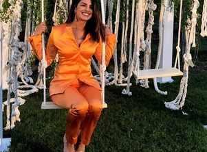 Priyanka is a style chameleon