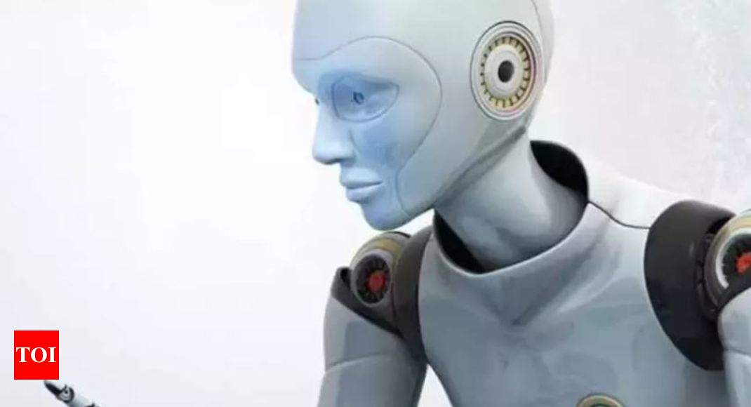 Novel technique allows robots to play team mates to soldiers - Times of India