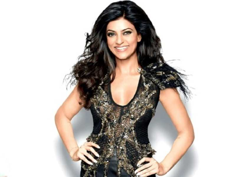 Did you know that actress Sushmita Sen is highly fond of reptiles? | Hindi Movie News - Times of India