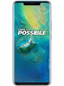 Huawei Mate 20 Pro Price Full Specifications Features At