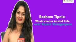 Resham Tipnis: Would choose Aastad Kale over Rajesh Shringarpure