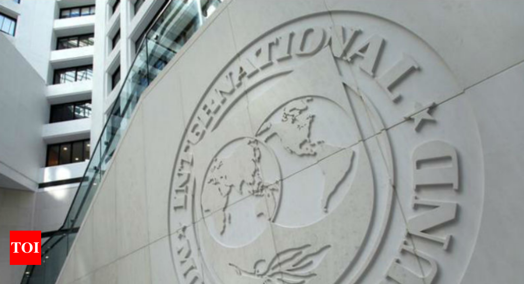 Amid trade tensions, IMF marginally cuts India's growth rate
