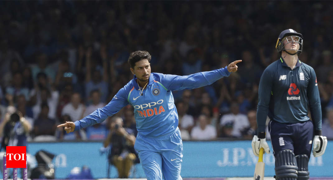 We can nullify Kuldeep Yadav by denying him early wickets: Mark Wood