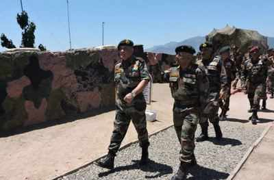 Indian Army: Officer cadre restructuring: Army mulls doing