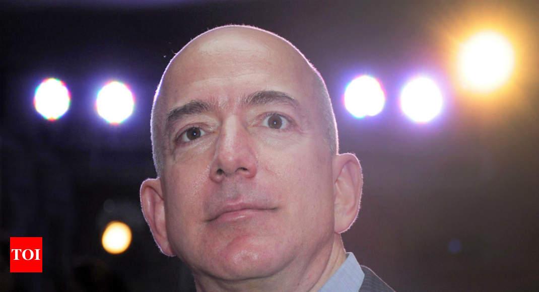 Jeff Bezos becomes richest man