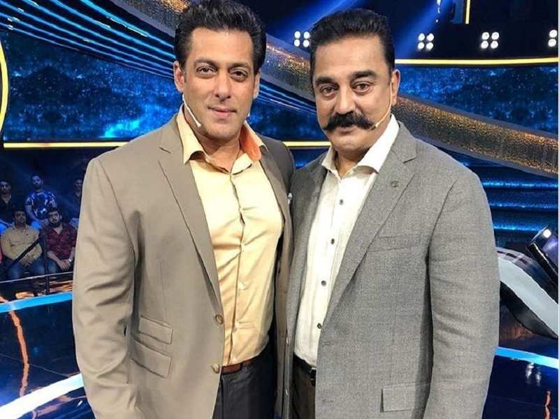 Dus Ka Dum 3: Kamal Haasan shares the screen with Salman Khan, first pictures from the set