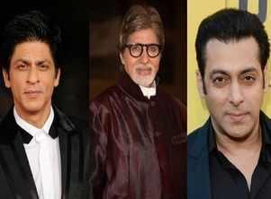 Salman, SRK and Big B lose lacs of followers