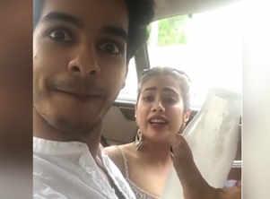Here's how Ishaan annoys Janhvi Kapoor