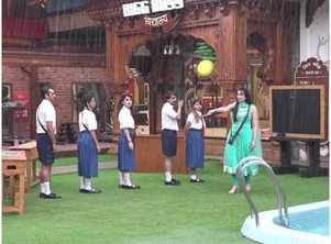 BB house turns into BB Vidyalaya