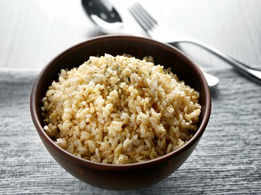 The right way to cook brown rice