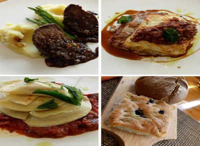 A walk through the Italian culinary legacy