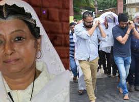 TV celebs attend Rita Bhaduri's funeral