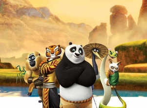 How Kung Fu Panda changed my life