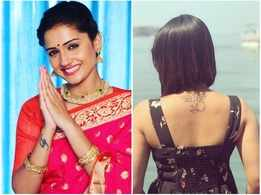 Tattoo Day special: Here are the Marathi TV actresses with their fashionable tattoos