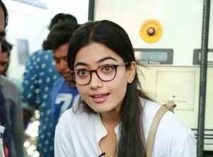 Rashmika Mandanna on Sadaa Nimmondhige
