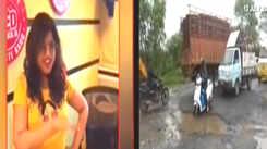 RJ Malishka is back with new parody on Mumbai rains