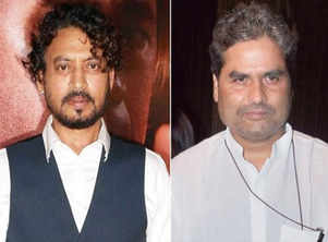 Vishal Bhardwaj reveals Irrfan Khan has been sending him voice notes by recording songs in his own voice