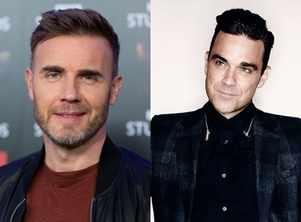 Gary Barlow warns Robbie Williams