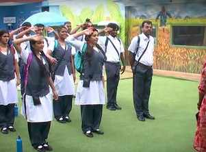BB Tamil 2 : The housemates become students