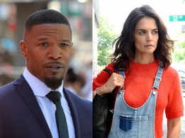 Katie Holmes, Jamie Foxx step out for dinner date