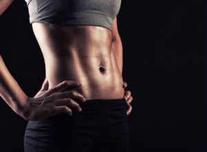 5 rules for women to get a six-pack