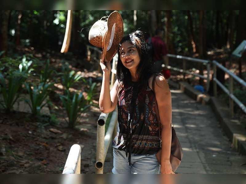 Debleena Mukherjee in a unique short film
