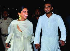 Ranveer-Deepika off to Hyderabad on a break?