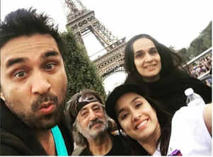 Shraddha Kapoor's vacation pictures with her family will leave you with envy