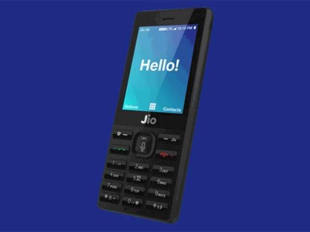 615b997e3 Jio exchange offer  You can get new JioPhone for Rs 501 from July 21 ...
