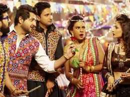 Satti Par Satto's garba song is out, and it sure sounds groovy