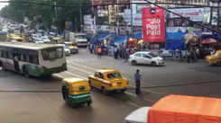 The jaywalking menace in Kolkata