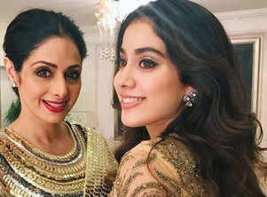Janhvi Kapoor would like to fill in Sridevi's shoes in this remake