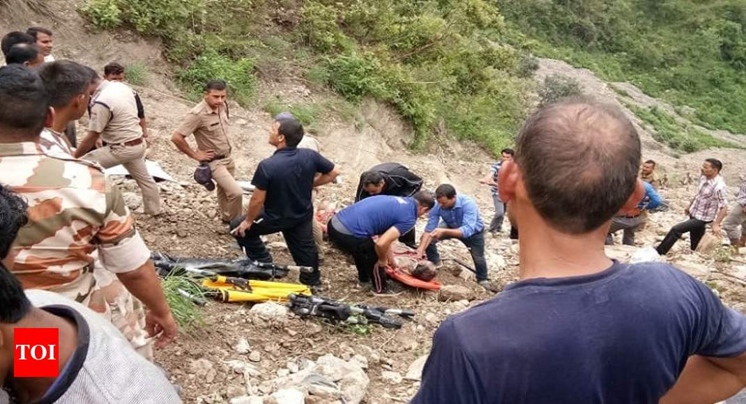 Uttarakhand bus accident today: 14 killed, 16 injured in a major bus