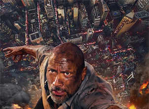 Movie Review: Skyscraper 3/5