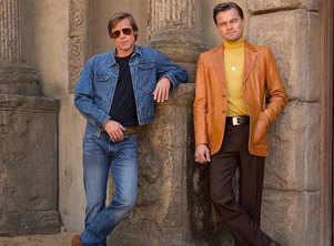 Brad Pitt and Leonardo DiCaprio's upcoming flick preponed to next July