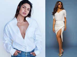 Priyanka Chopra, how do you keep your whites so white?