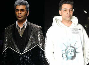 KJo is the new fashion icon of Bollywood