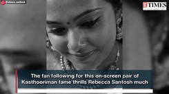 """""""I never use glycerin to cry on-screen,"""" says actress Rebecca of Kasthooriman fame"""
