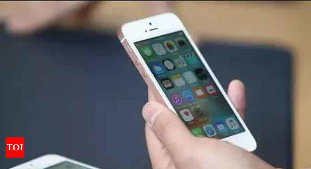 iPhones face shutdown without pesky call app - Times of India