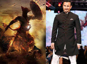 Saif to play the antagonist in 'Taanaji'?