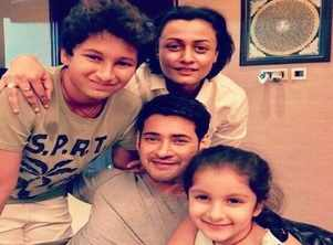 Mahesh Babu and Namrata's heartwarming wishes for daughter Sita on her 6th birthday