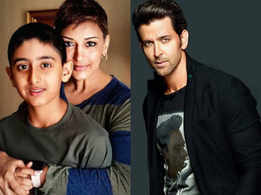 Hrithik's special message for Sonali Bendre