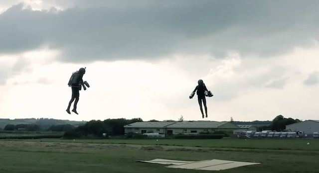 Watch: This 'Iron man' flying suit costs Rs 3,00,00,000 approximately