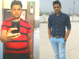 This guy lost 25 kgs in 3 months with this self-developed approach