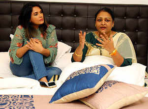 Richa Chadha in adult star Shakeela's biopic